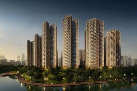 广州绿地城